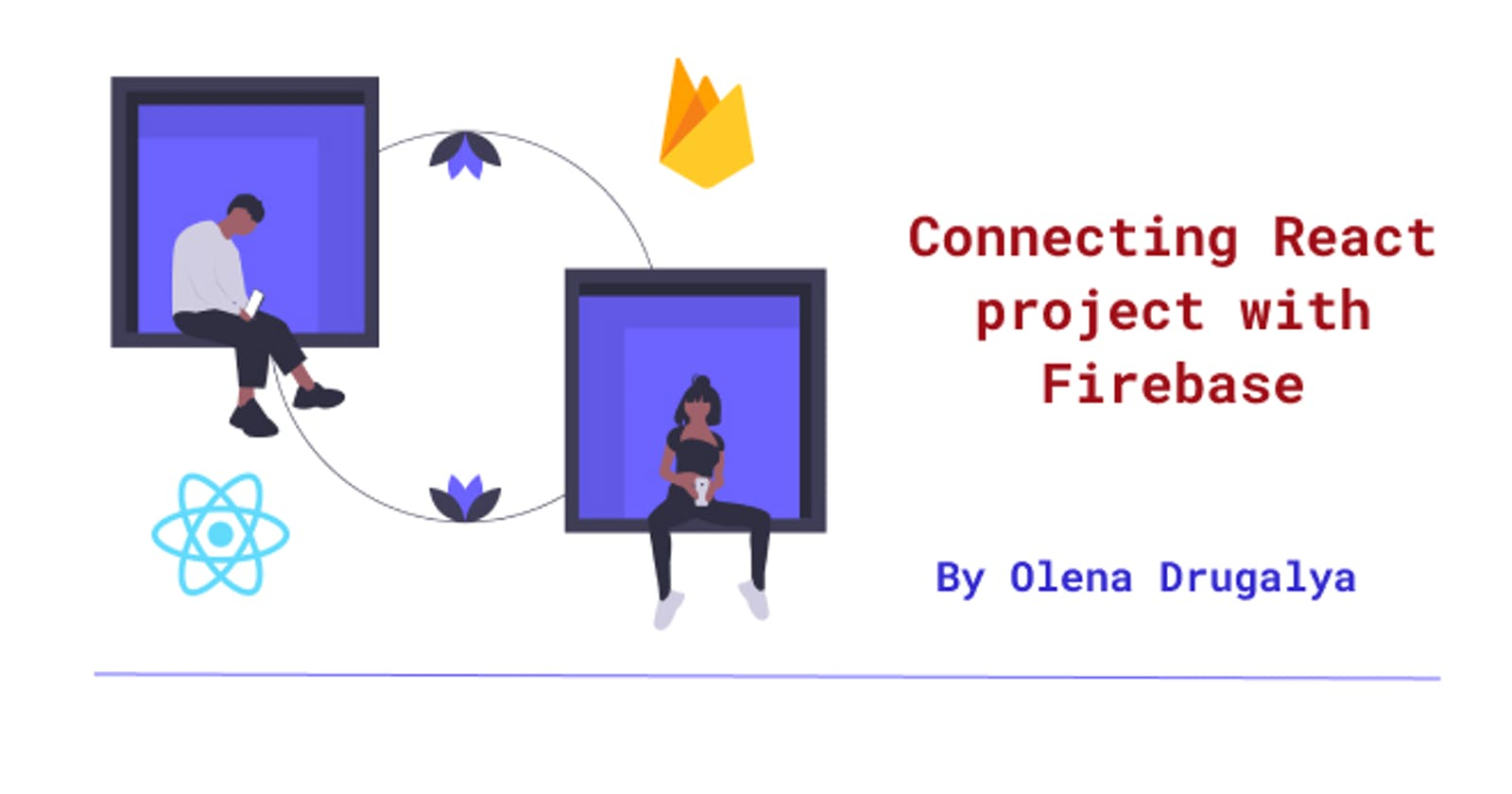 Connecting React project with Firebase