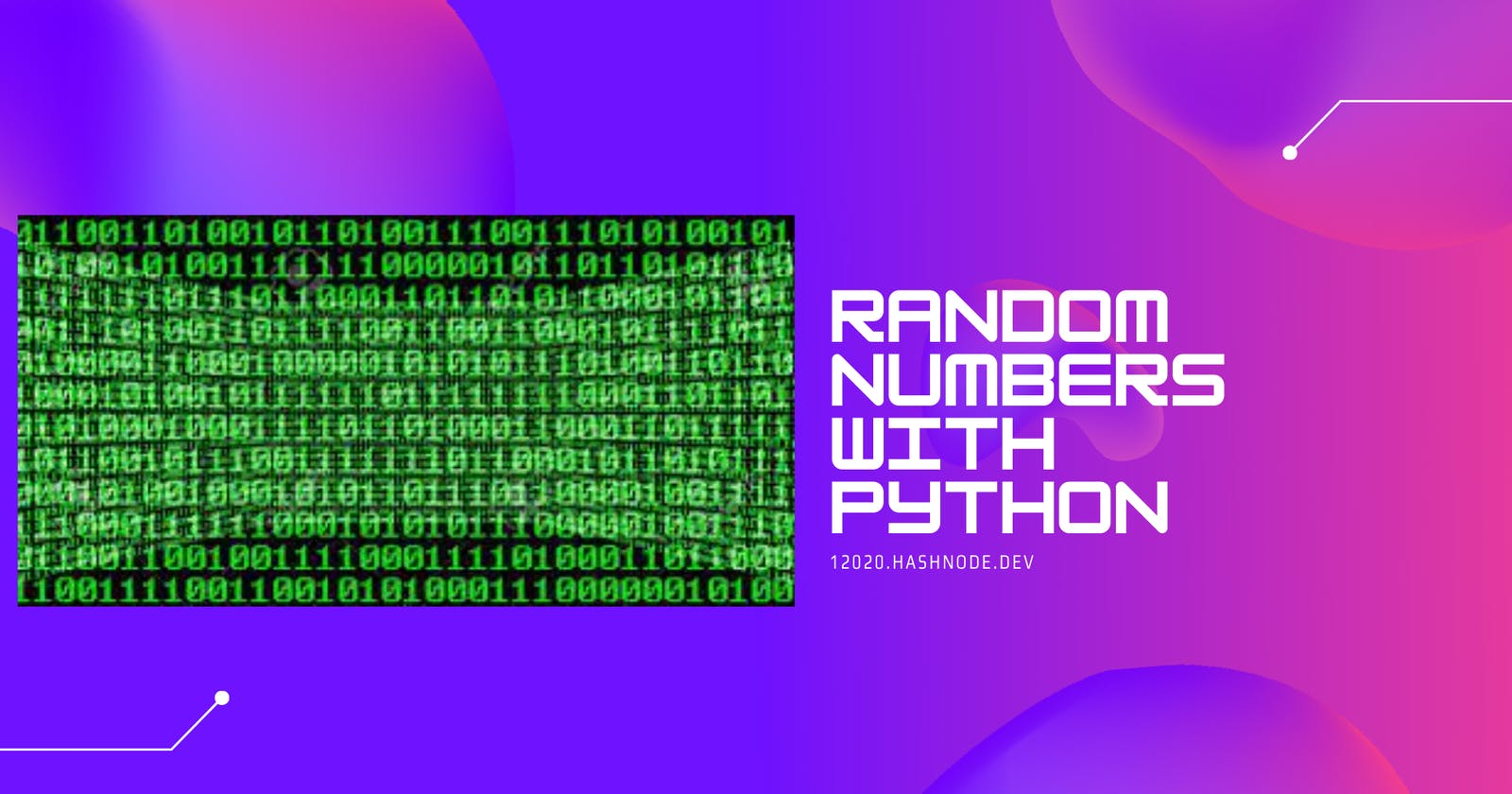 The Random Library in Python