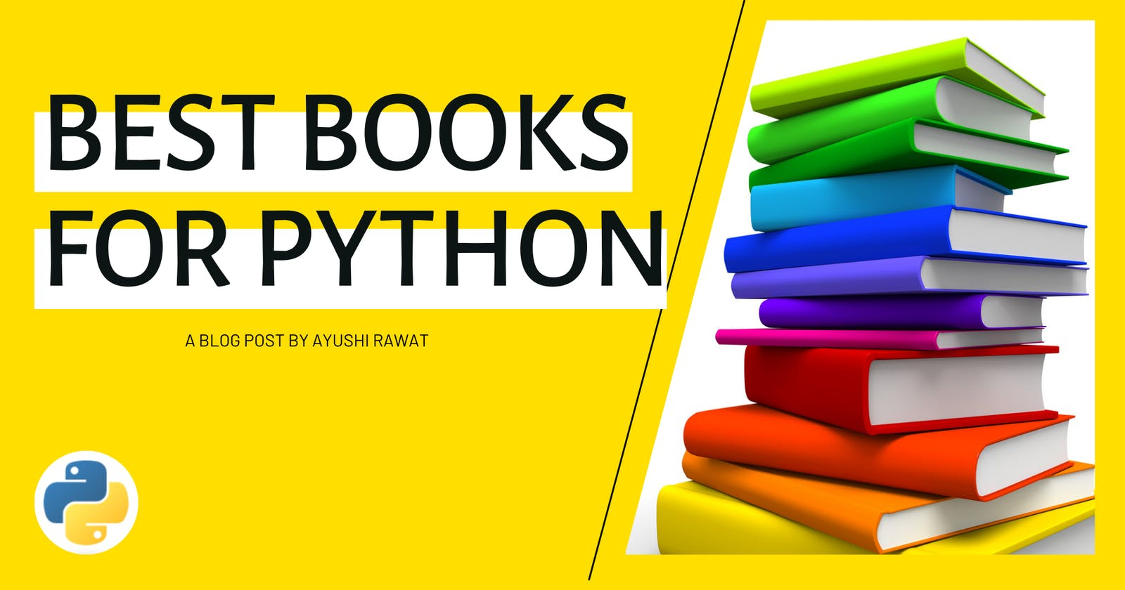 Top 5 Books for learning Python