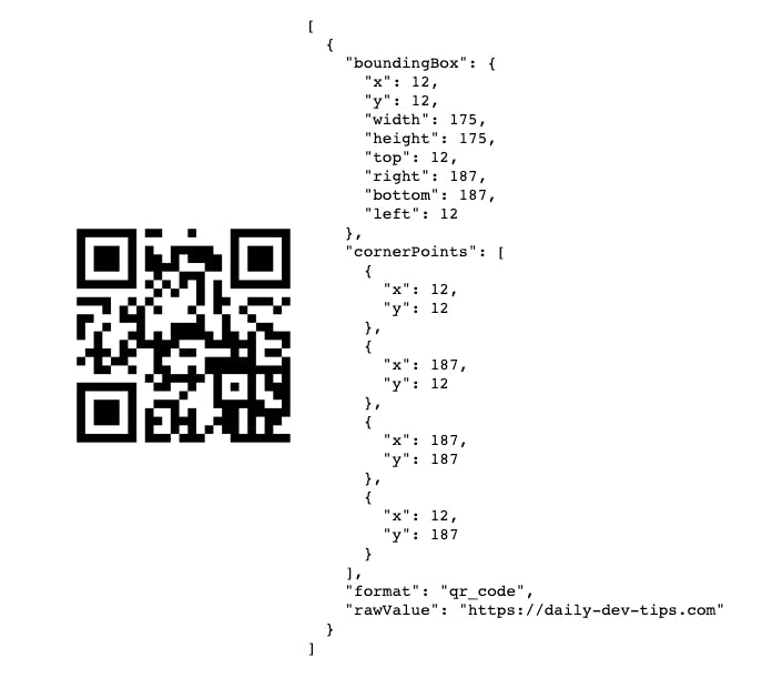 Barcode Detector API