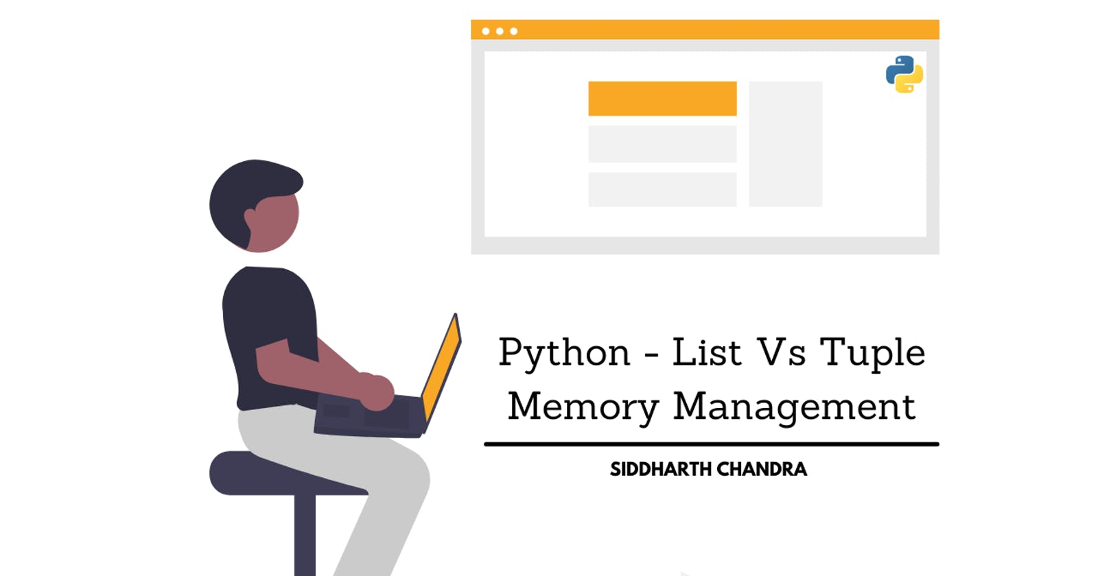 Python - List Vs Tuple Memory Management