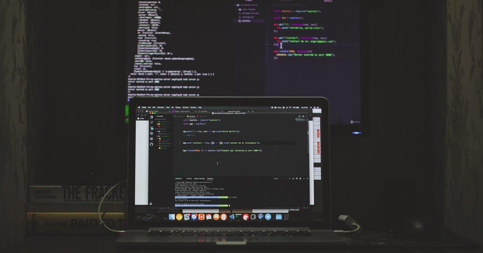 #Day31 — From Python to JavaScript — The Basics Part 4