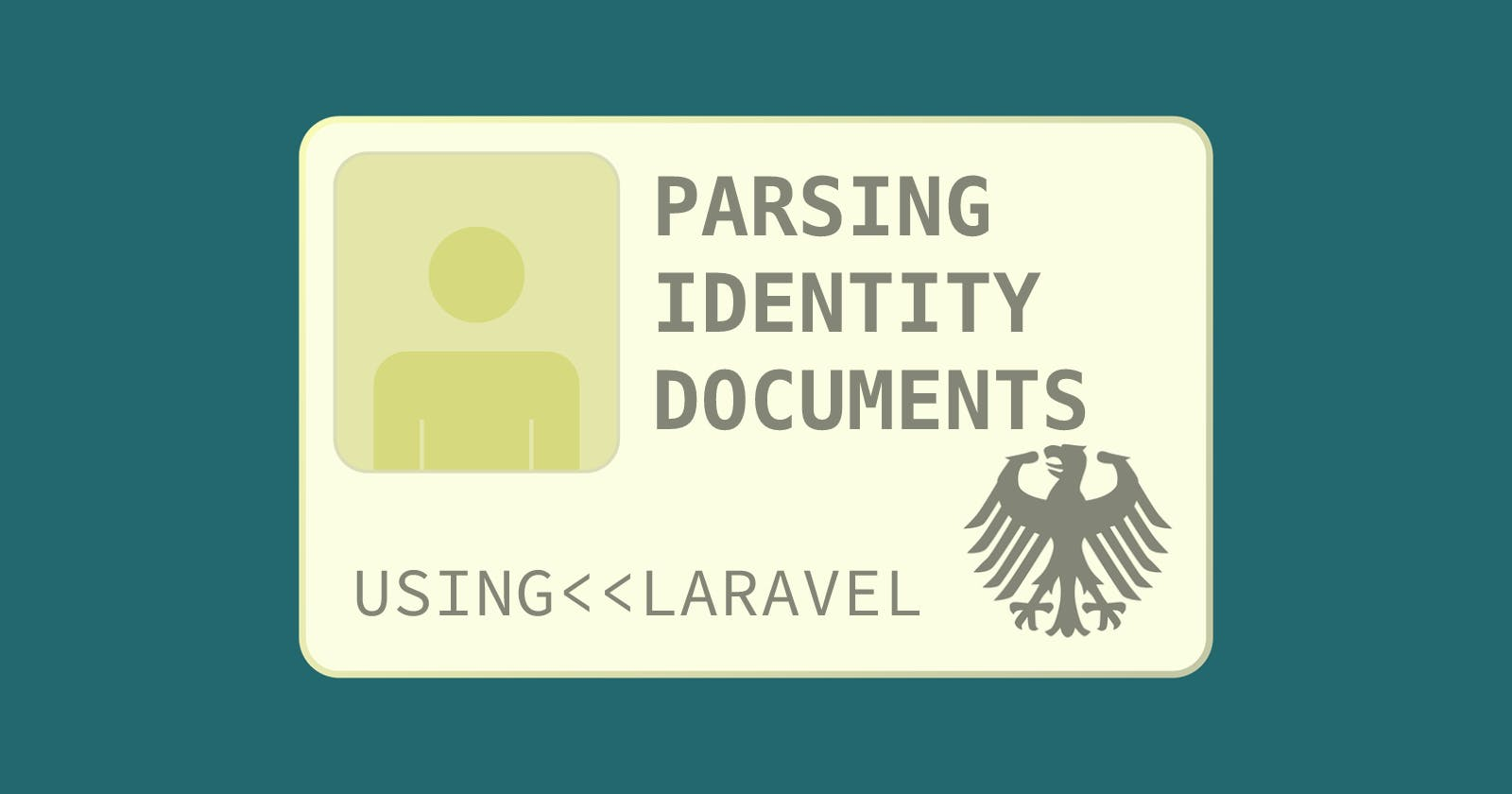 Processing Identity Documents in Laravel