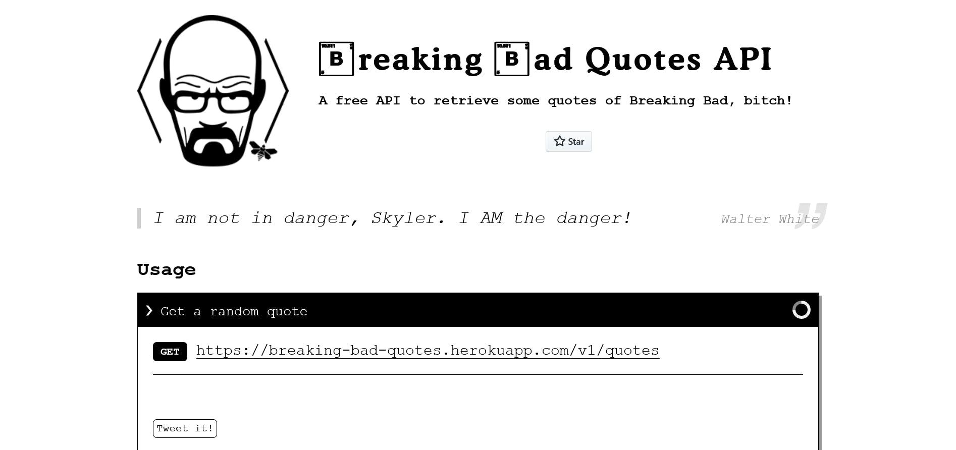 Screenshot 2021-04-30 at 10-50-07 Breaking Bad Quotes API.png