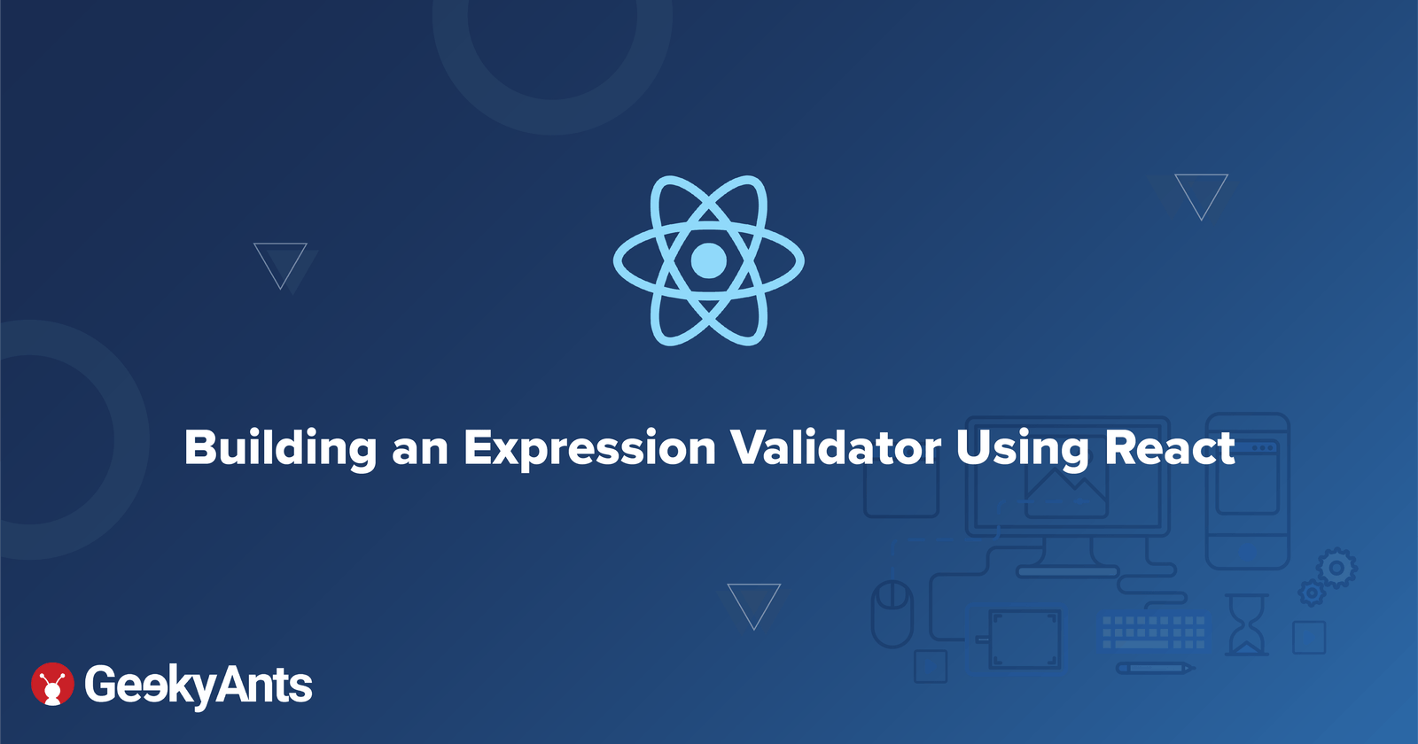 Building an Expression Validator Using React
