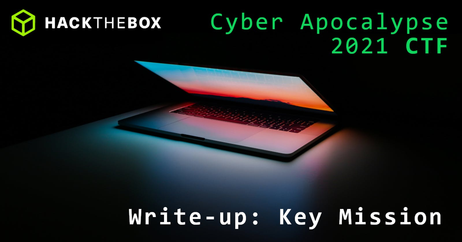 Cyber Apocalypse 2021: Key Mission