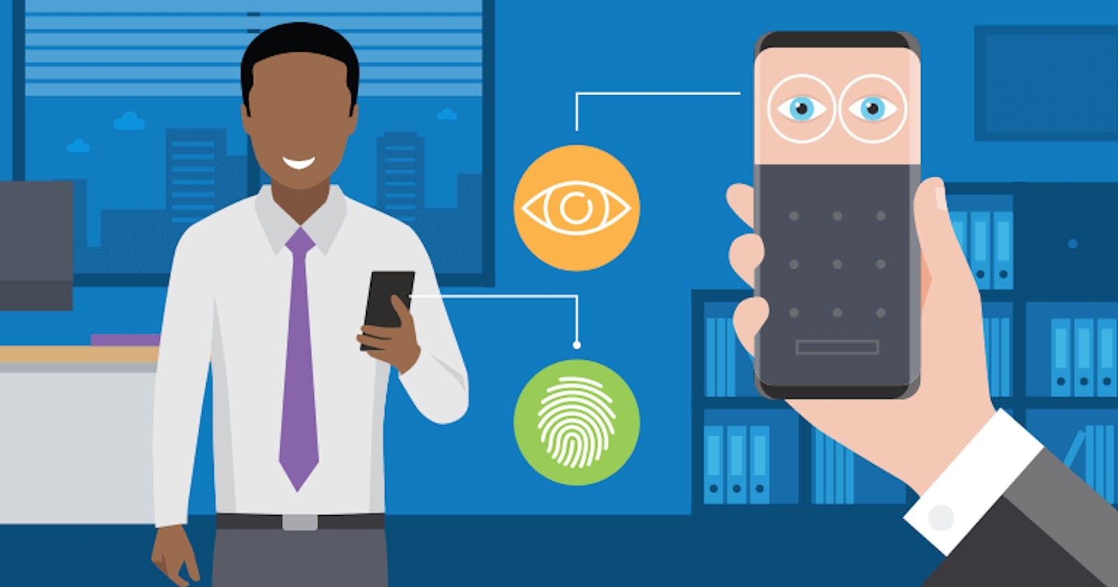 Formal Understanding Biometric Authentication