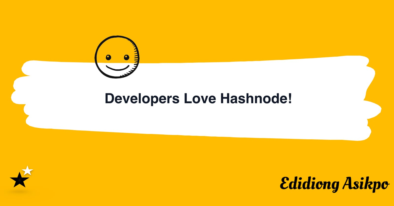 I asked 15 developers why they use Hashnode, and here's what they said