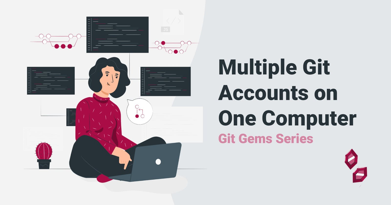 Multiple Git Accounts on One Computer