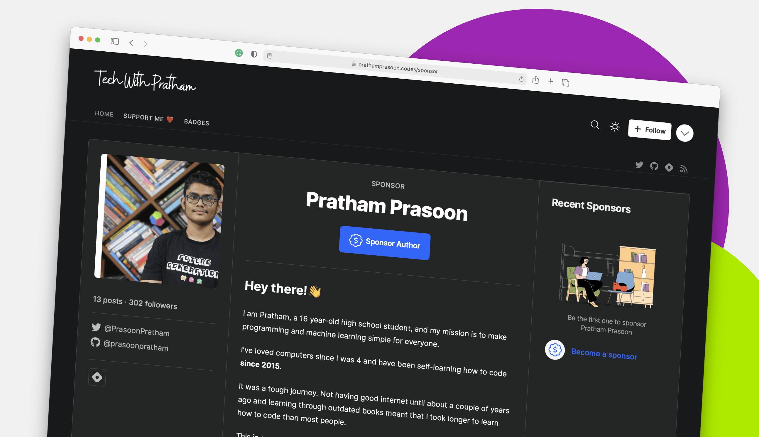Blog by Pratham Prasoon