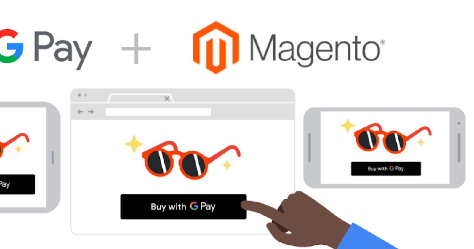 Google launched G Pay to Magento 2