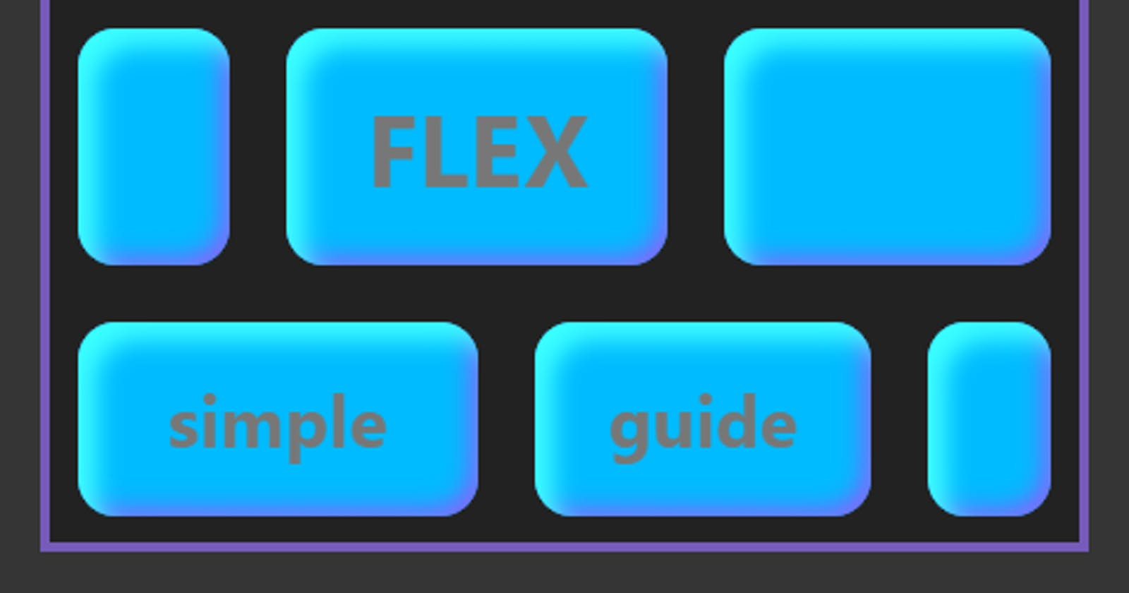 Quick Guide To Learning CSS Flex