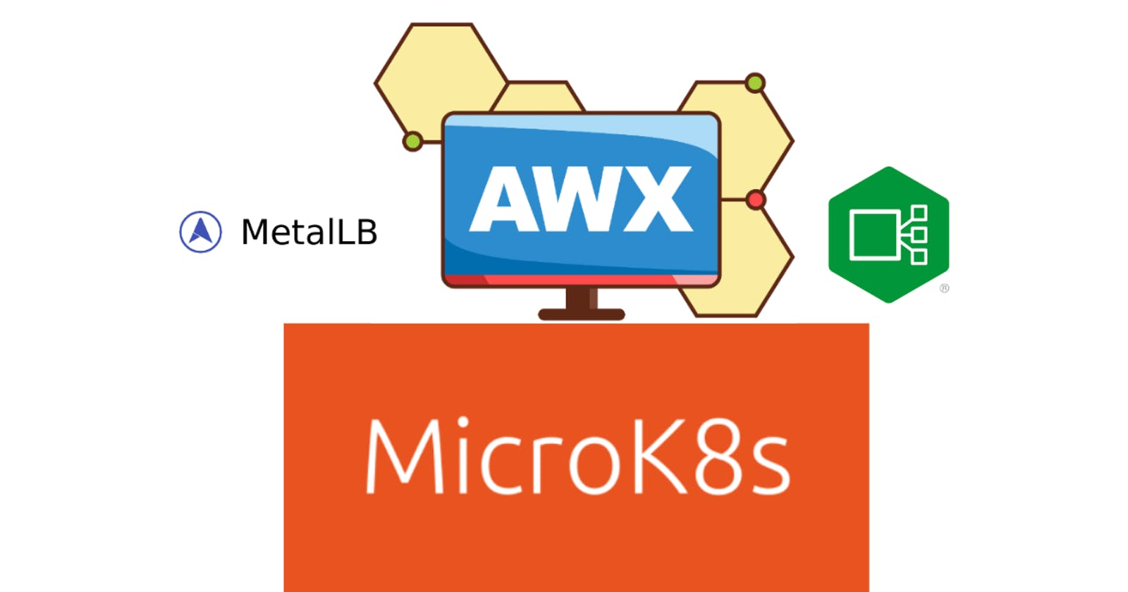 Install Ansible AWX 19 on Microk8s