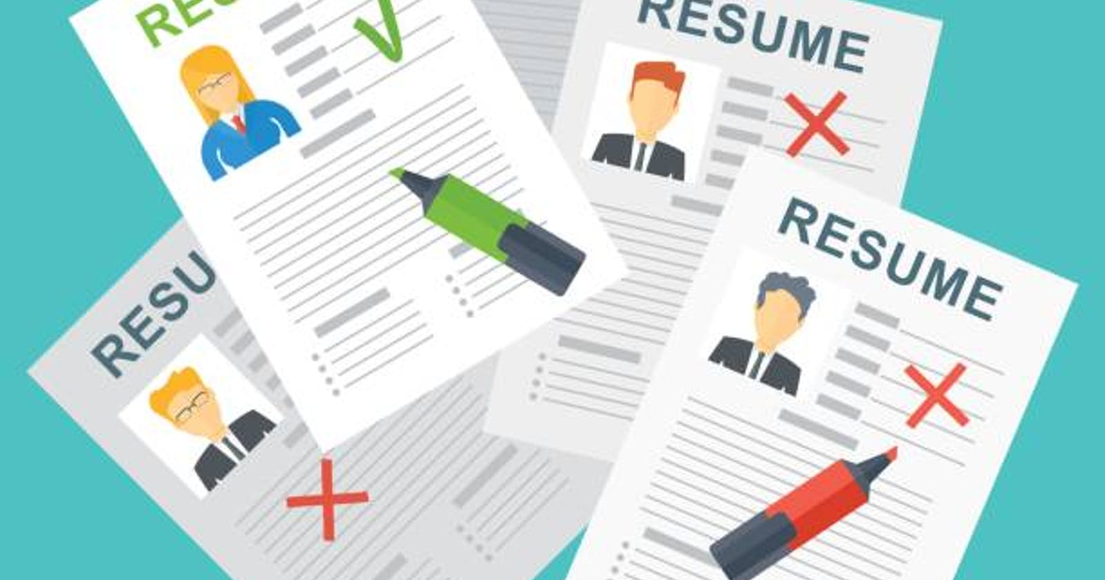 How to write a Resume in 2021