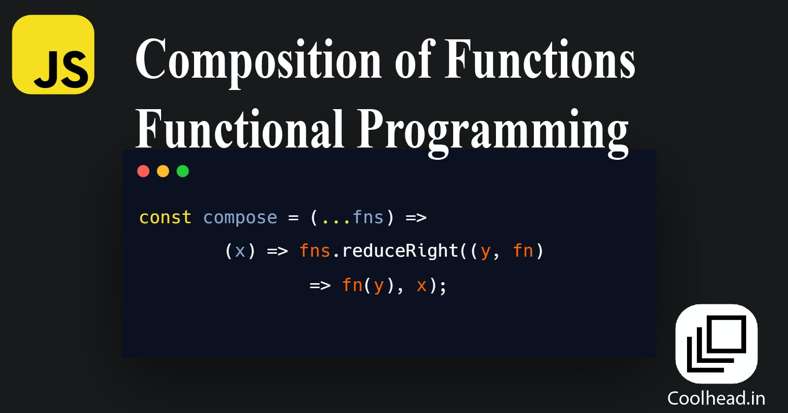 Functional Programming: Composition of Functions