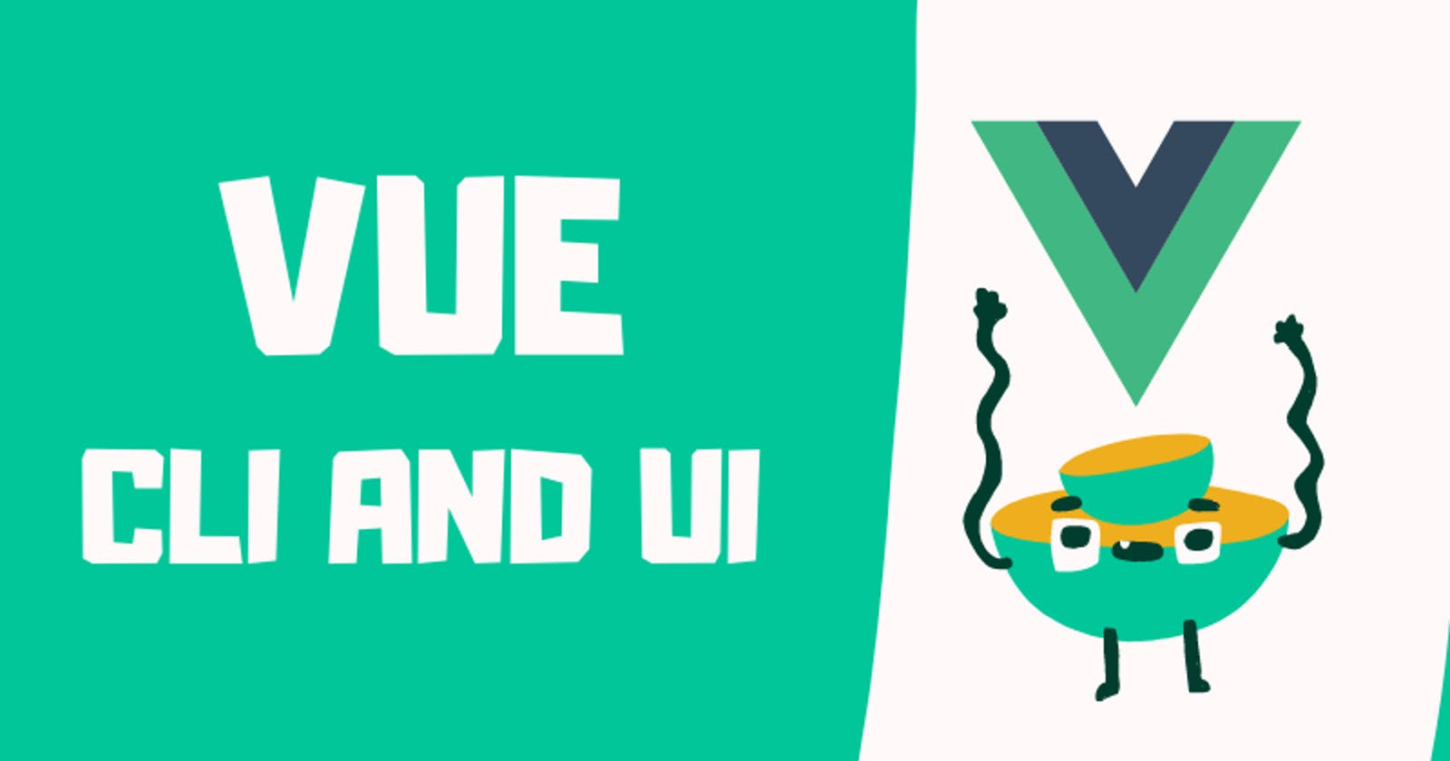 Get Started With Vue CLI and UI
