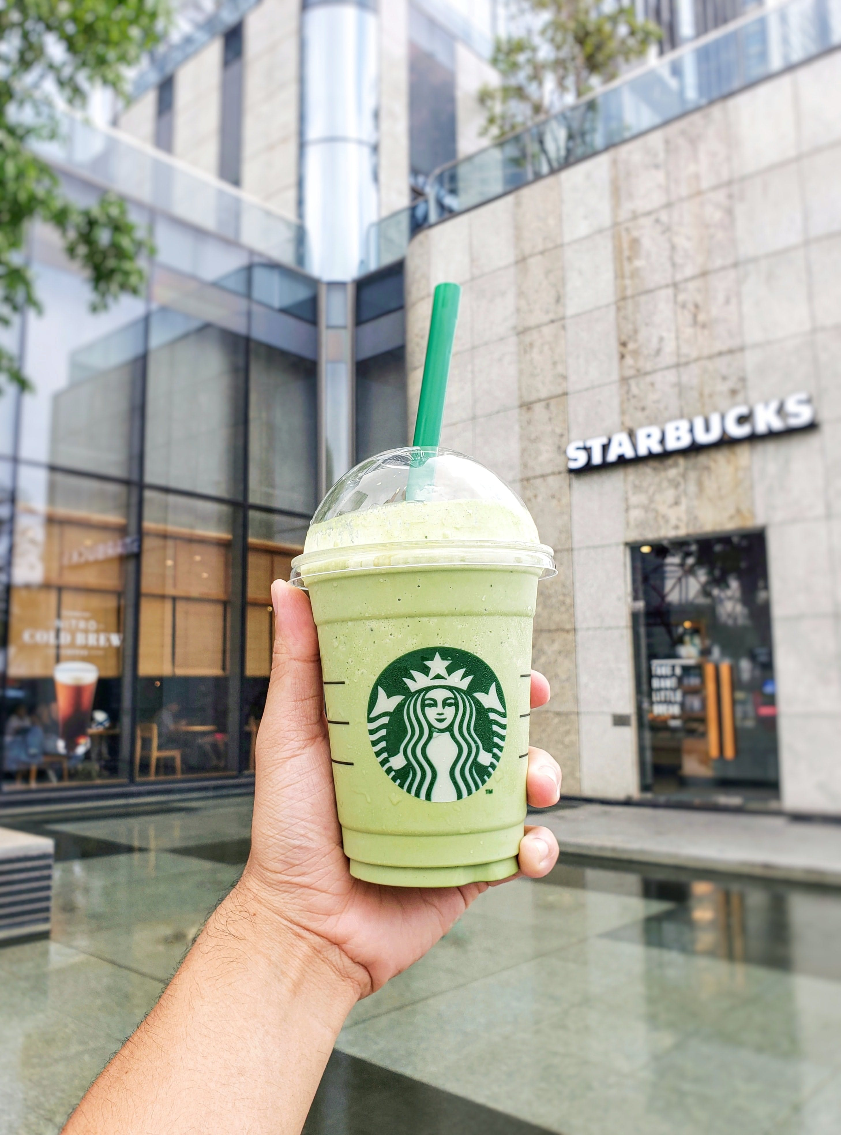 Starbucks Coffee Frappuccino Tall