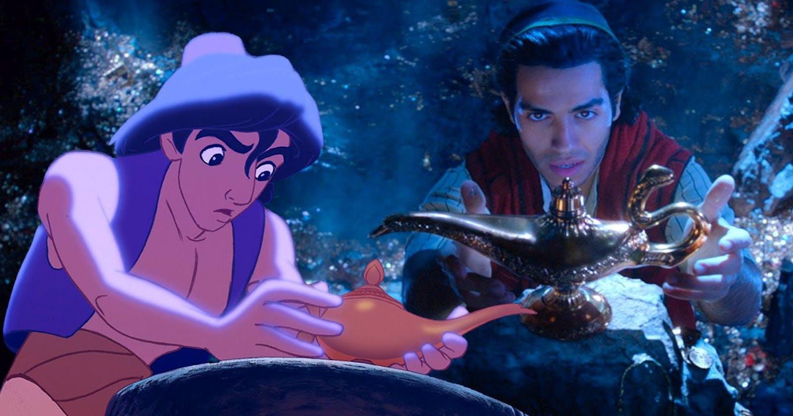 5 différences entre le film Aladdin (2019) et le dessin animé (1992)
