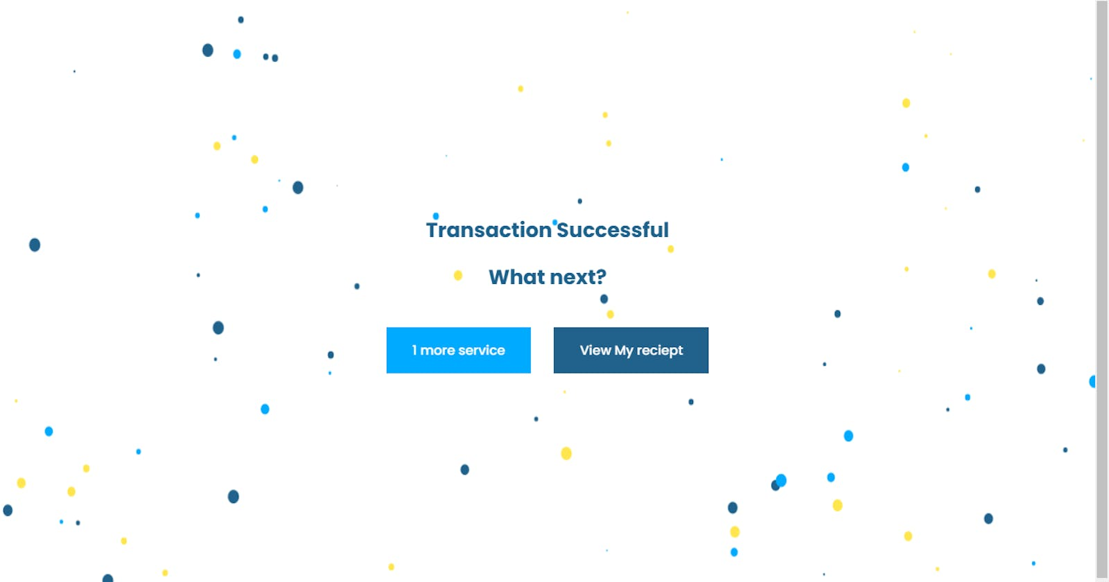 Walking you through my Customer Self-Service website built with HTML, CSS, and JAVASCRIPT with Flutterwave - Payment Gateway.