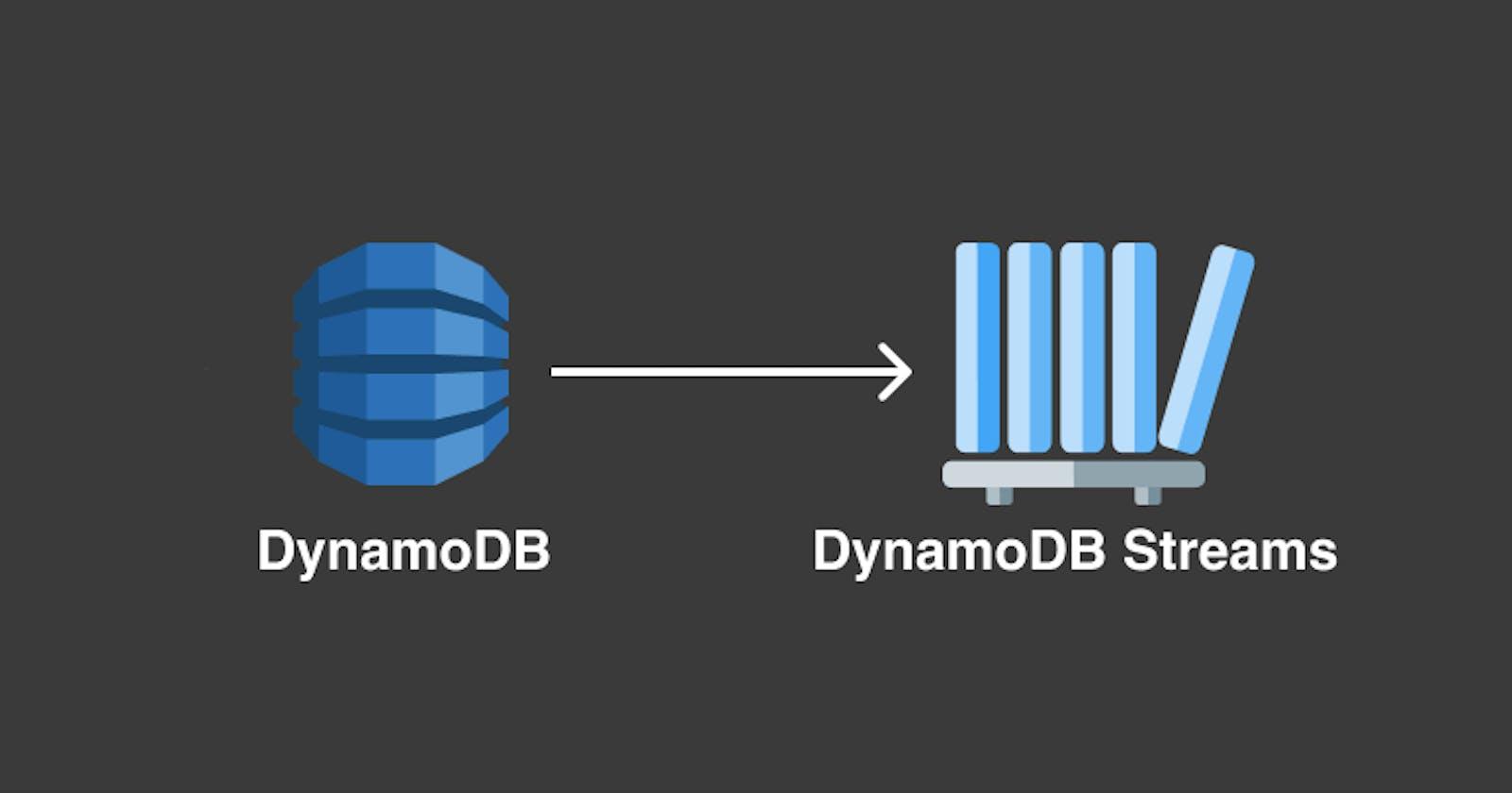 Asynchronous API with DynamoDB Streams