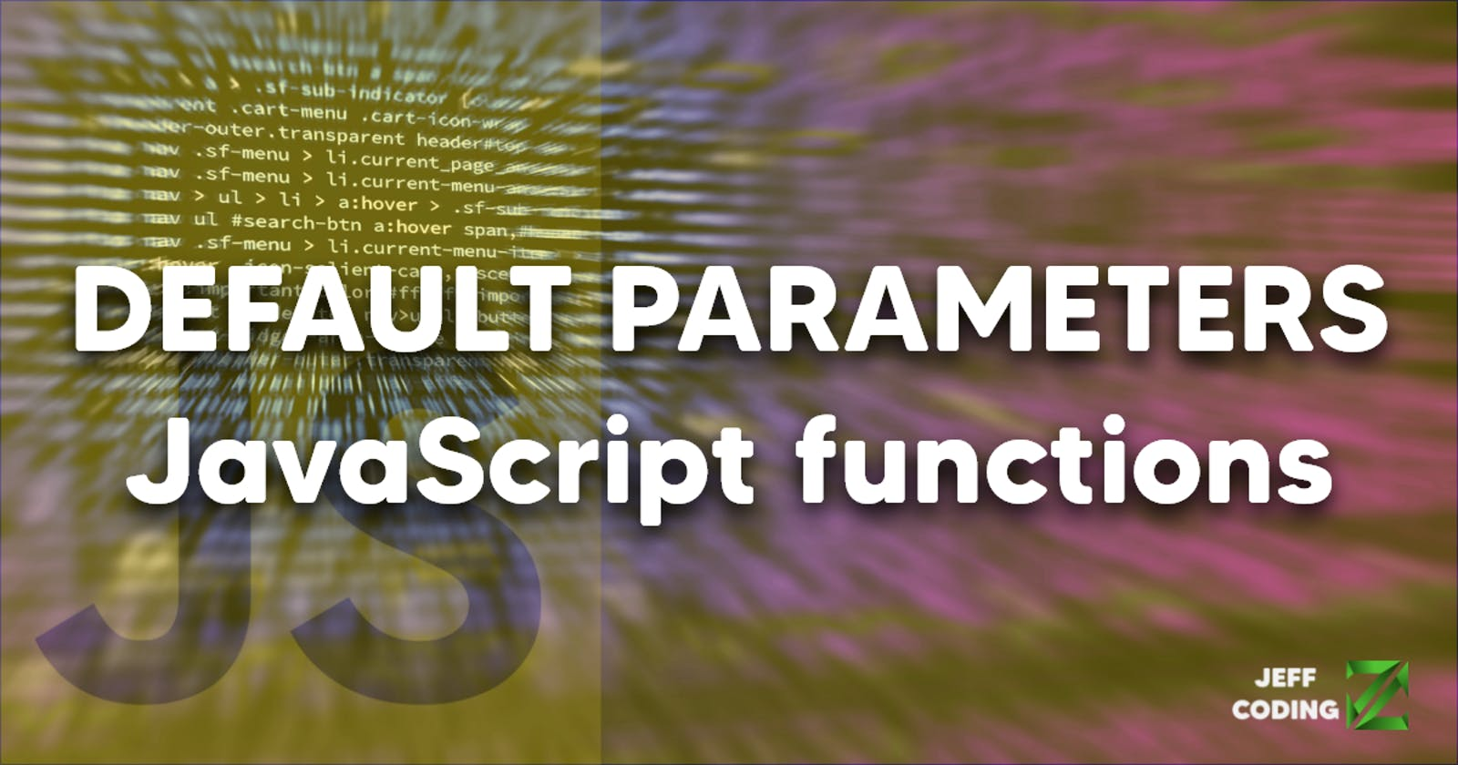Default parameters | JavaScript