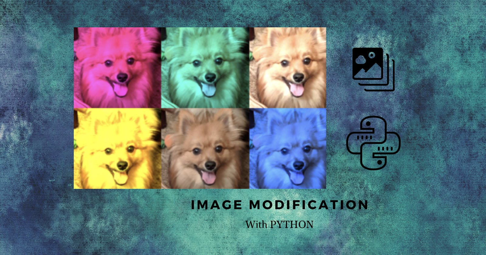 Image modification using SimpleImage library!