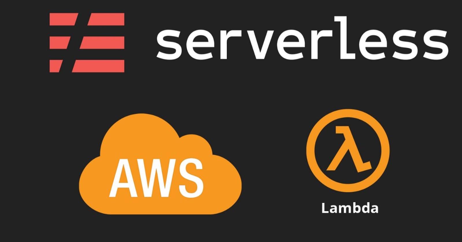 AWS Lambda Functions ile Python Web Scrapping