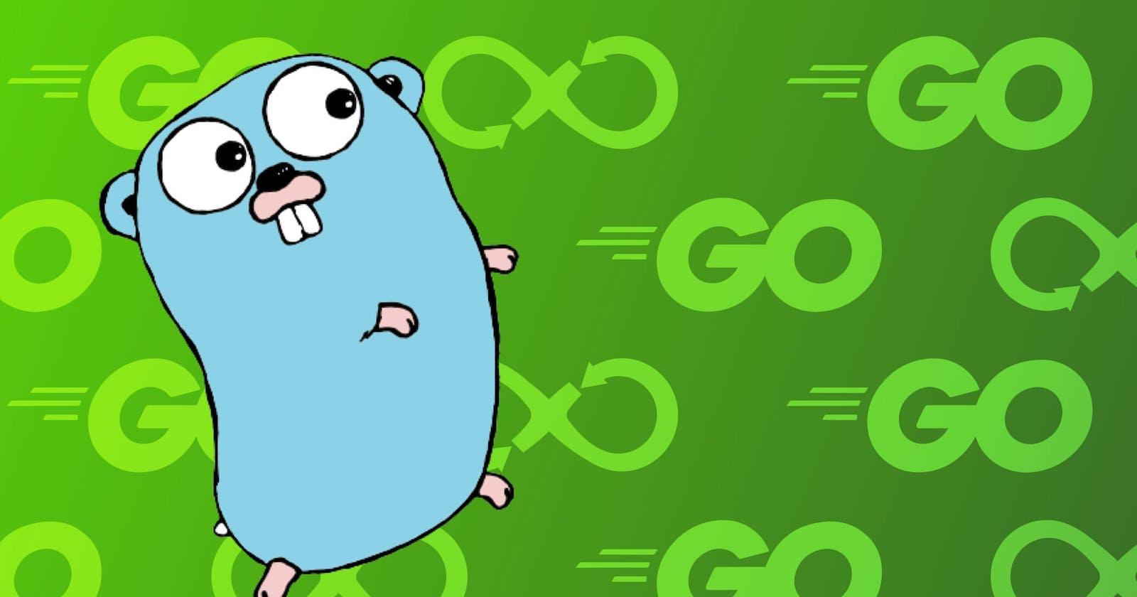 Calling C code with cgo