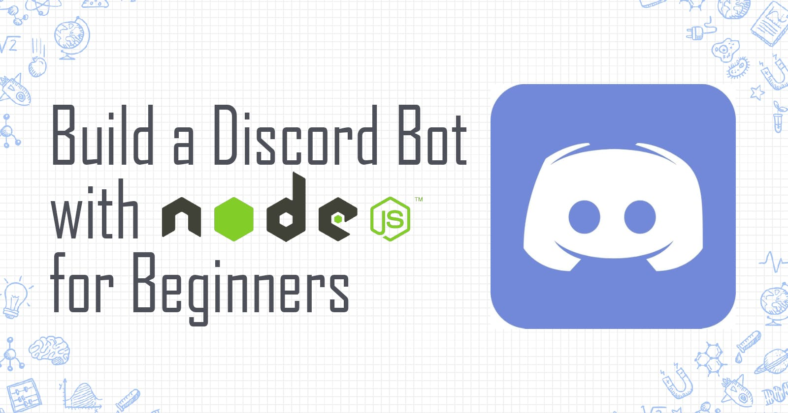 Build a Simple Discord Bot in Node.js for Beginners
