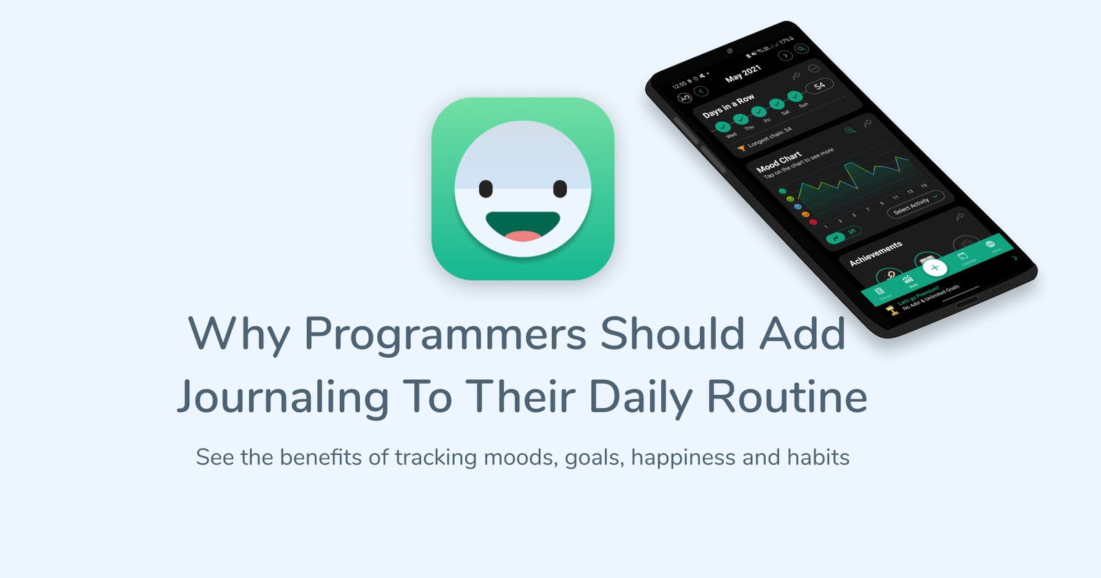 Why programmers should add journaling to their daily routine