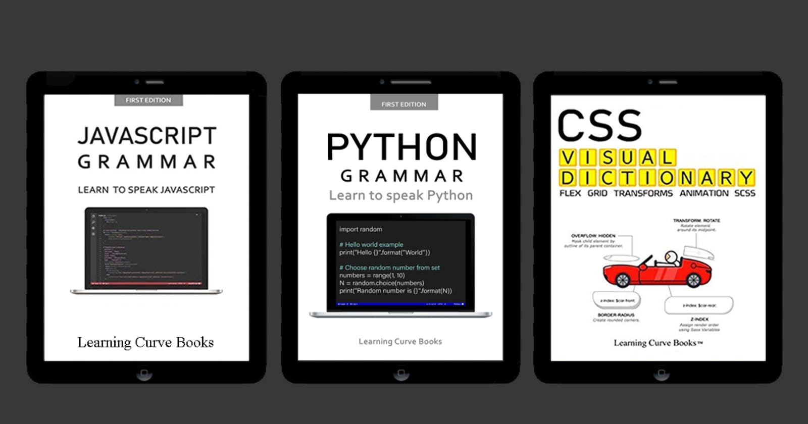 Reminder 🎗 I decreased price for my coding book bundle for India, Nigeria, Mexico & few others.