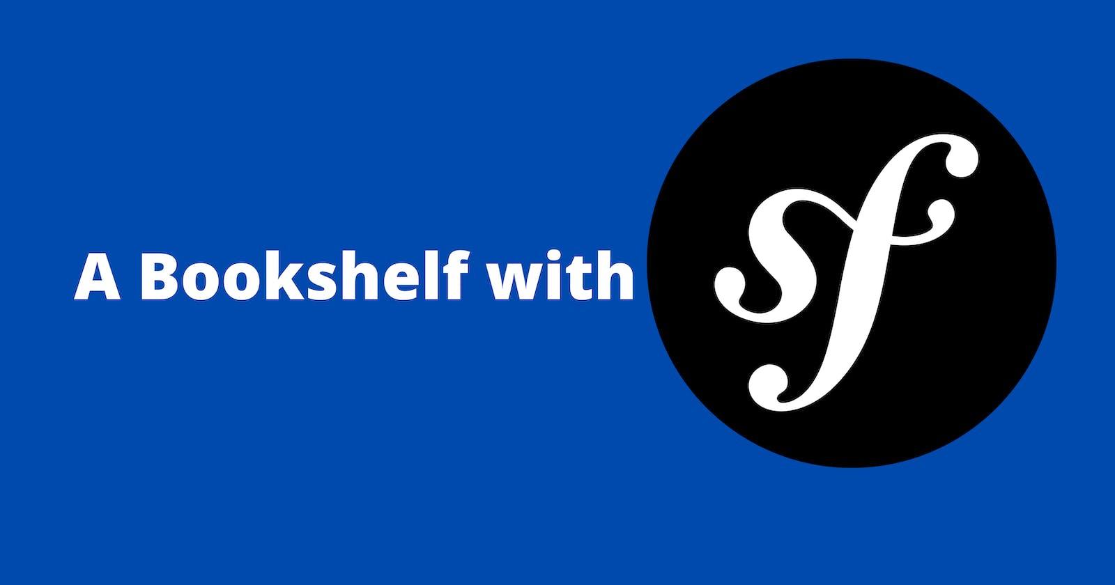 Build a Bookshelf with Symfony