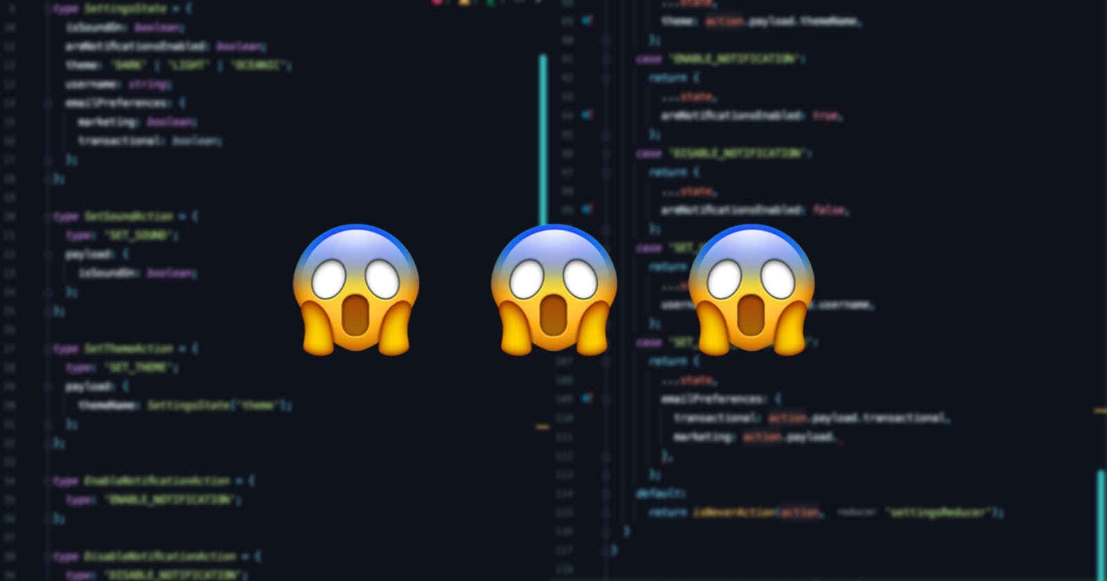 The single biggest mistake you could make in TypeScript
