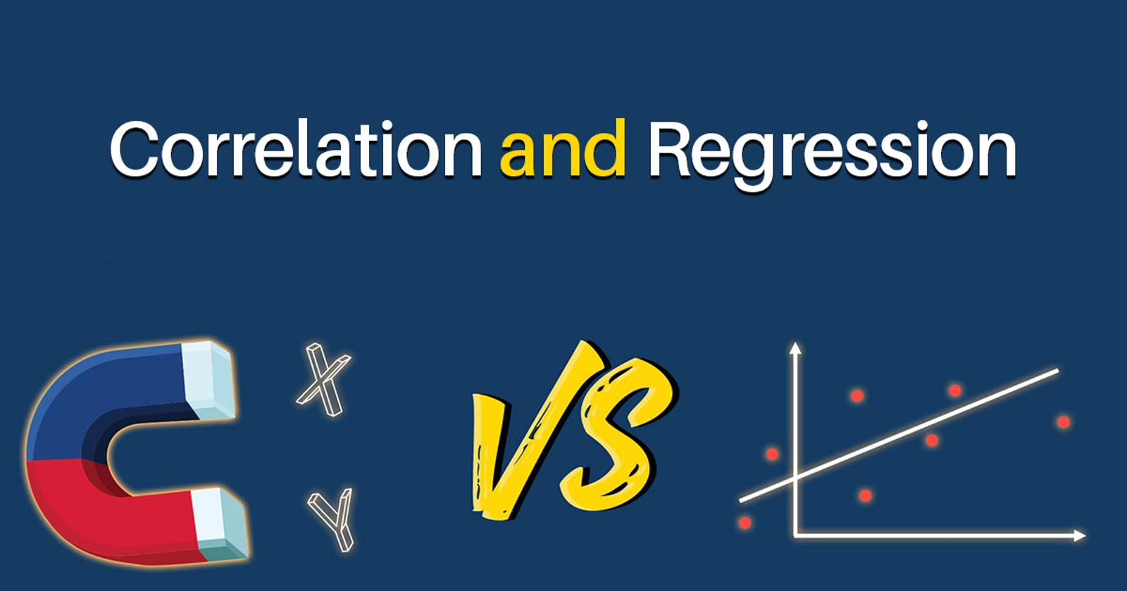 Correlation and Regression : a Case Study in R