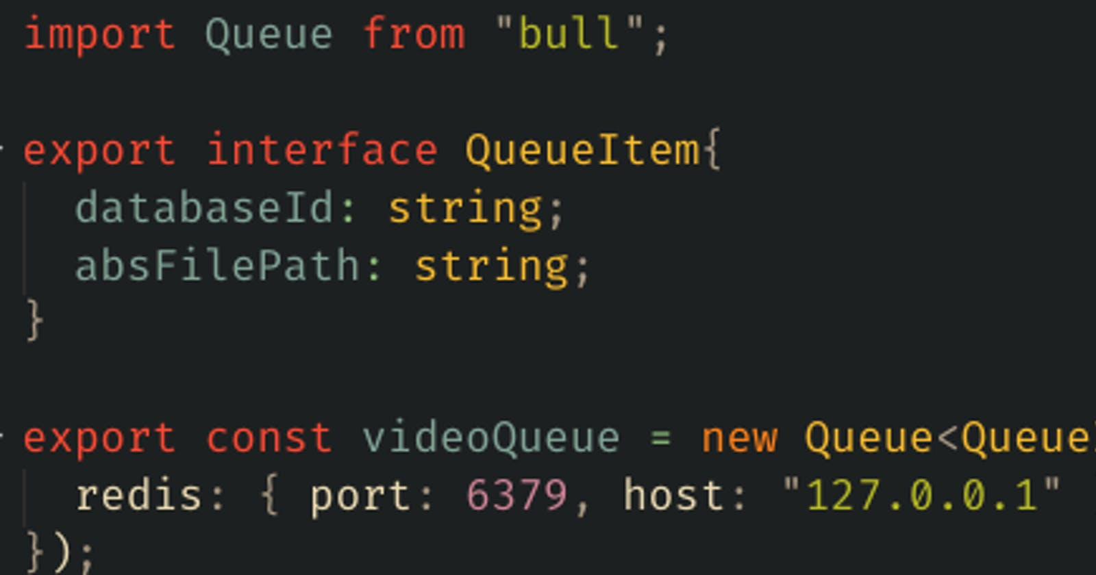 Efficient Background Processing in NodeJS with BullMQ—MP4 to HLS.