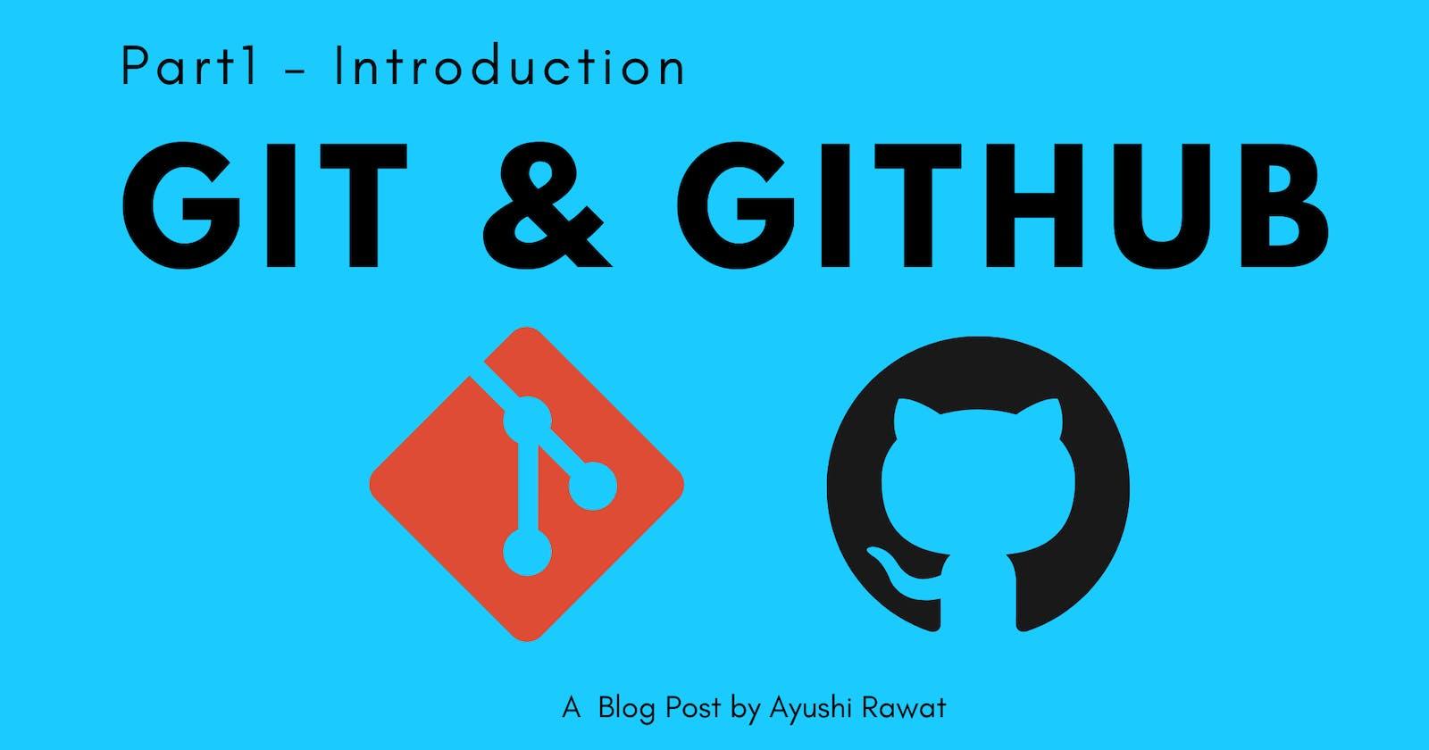 What is Git and Github? | Git vs GitHub