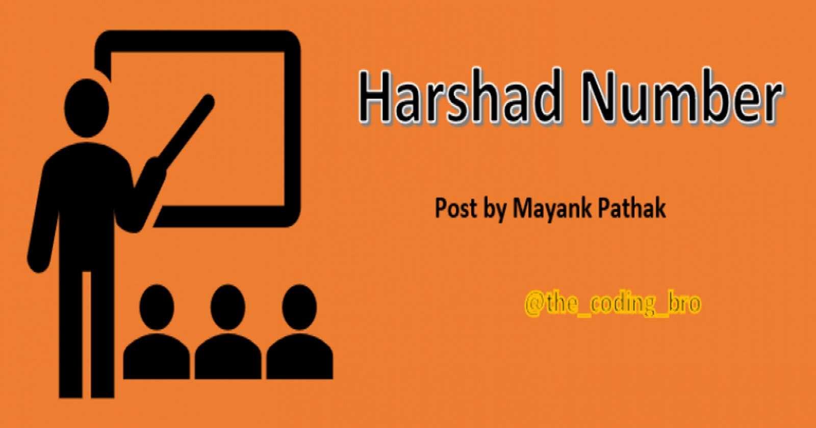 Do you Know What is Harshad Number