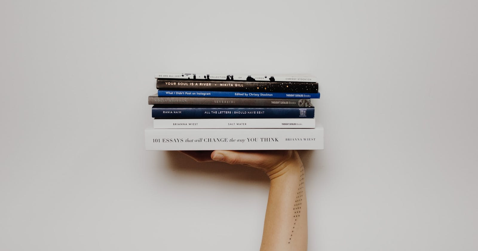3 Books that will improve you as a Developer