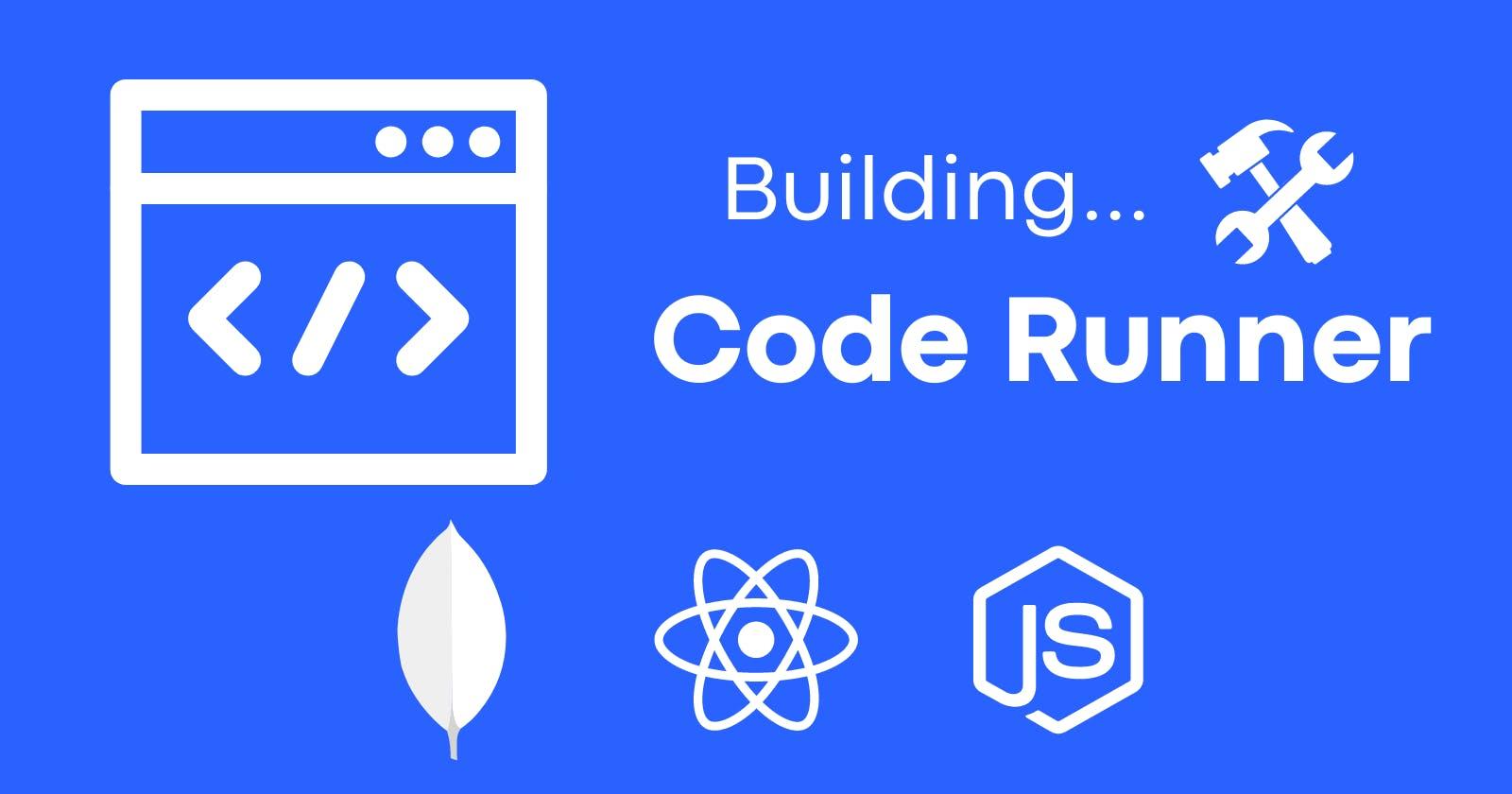 Building Code Runner - Part #0