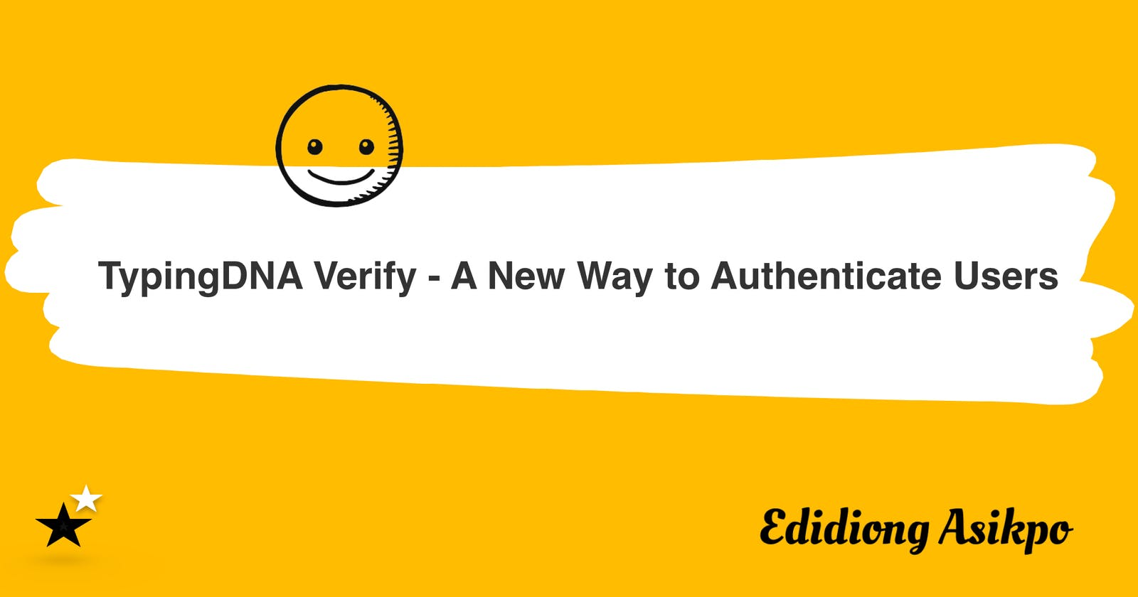 TypingDNA Verify - A New Way to Authenticate Users