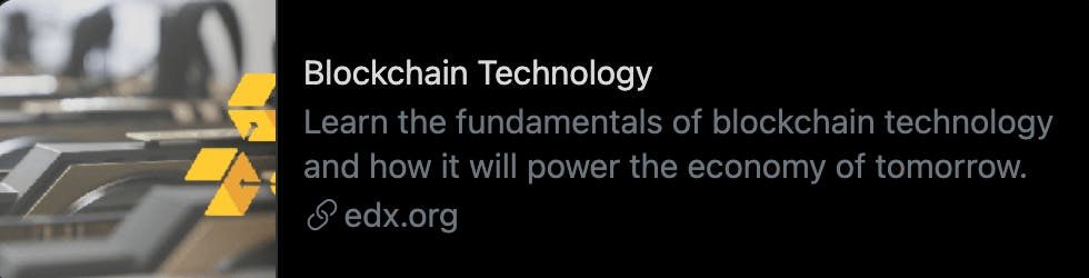 Learn the fundamentals of blockchain technology and how it will power the economy of tomorrow.