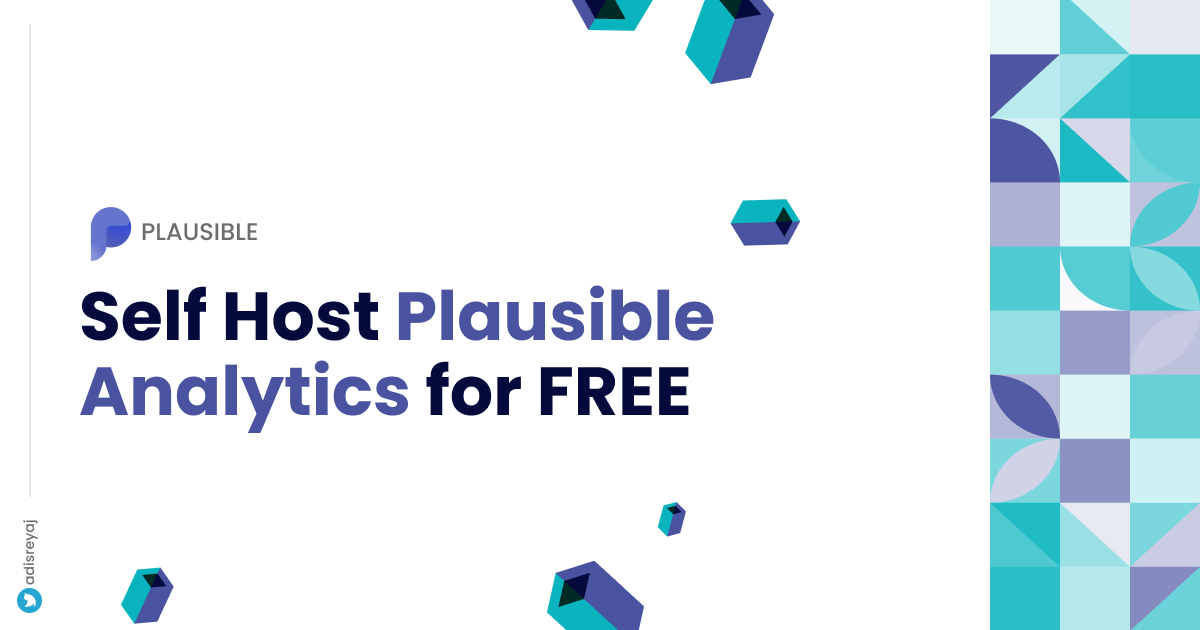 How to self-host Plausible Analytics on Ubuntu with SSL for Free!