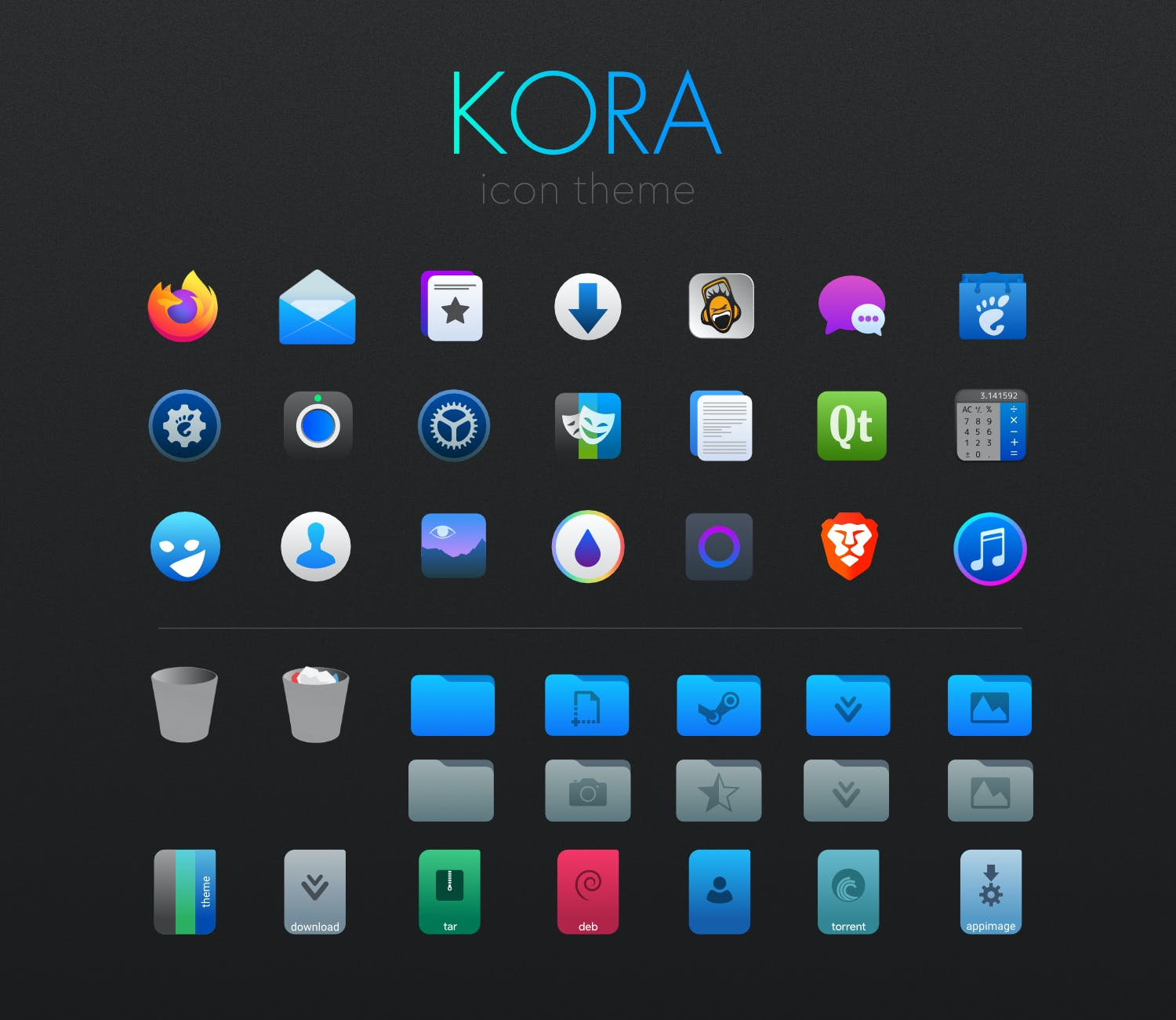 Icon Theme For Programmer Linux For Ubuntu