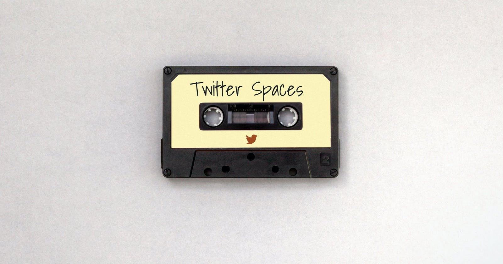 How to record Twitter Spaces on Mac.