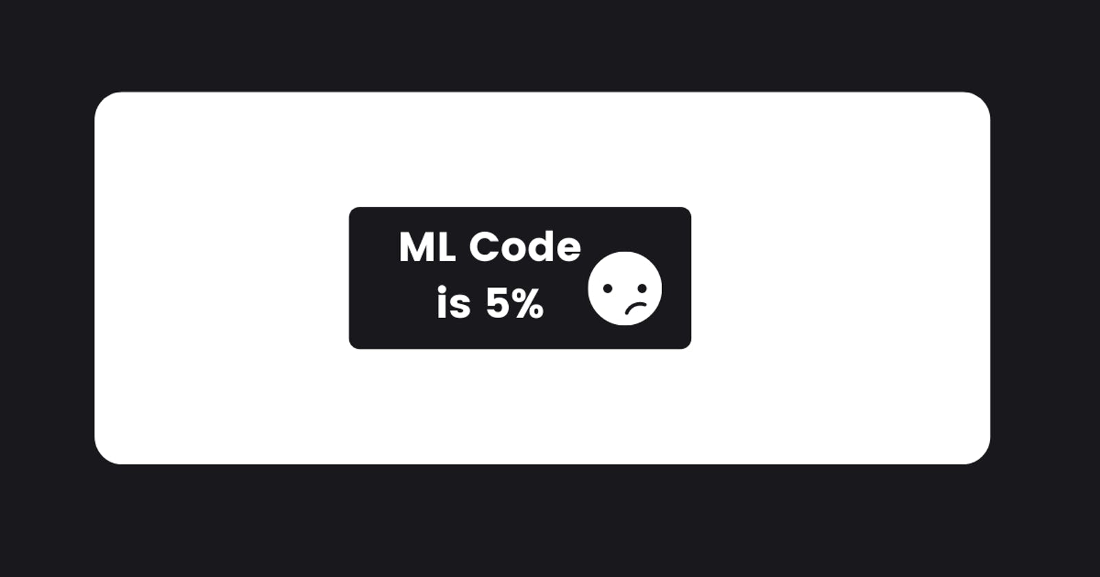 ML Model is 5% - What should we be doing?