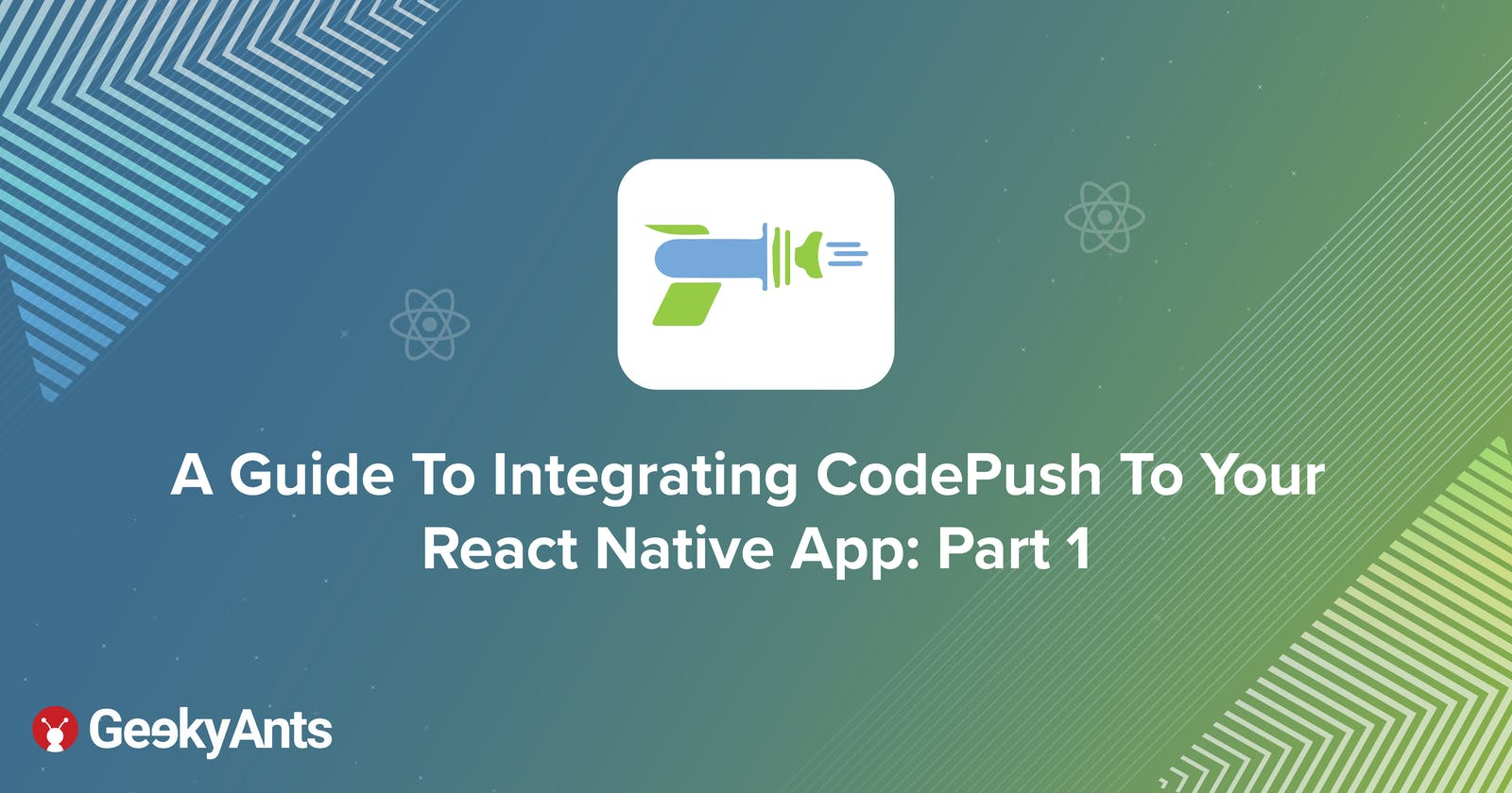 A Guide To Integrating CodePush To Your React Native App: Part 1