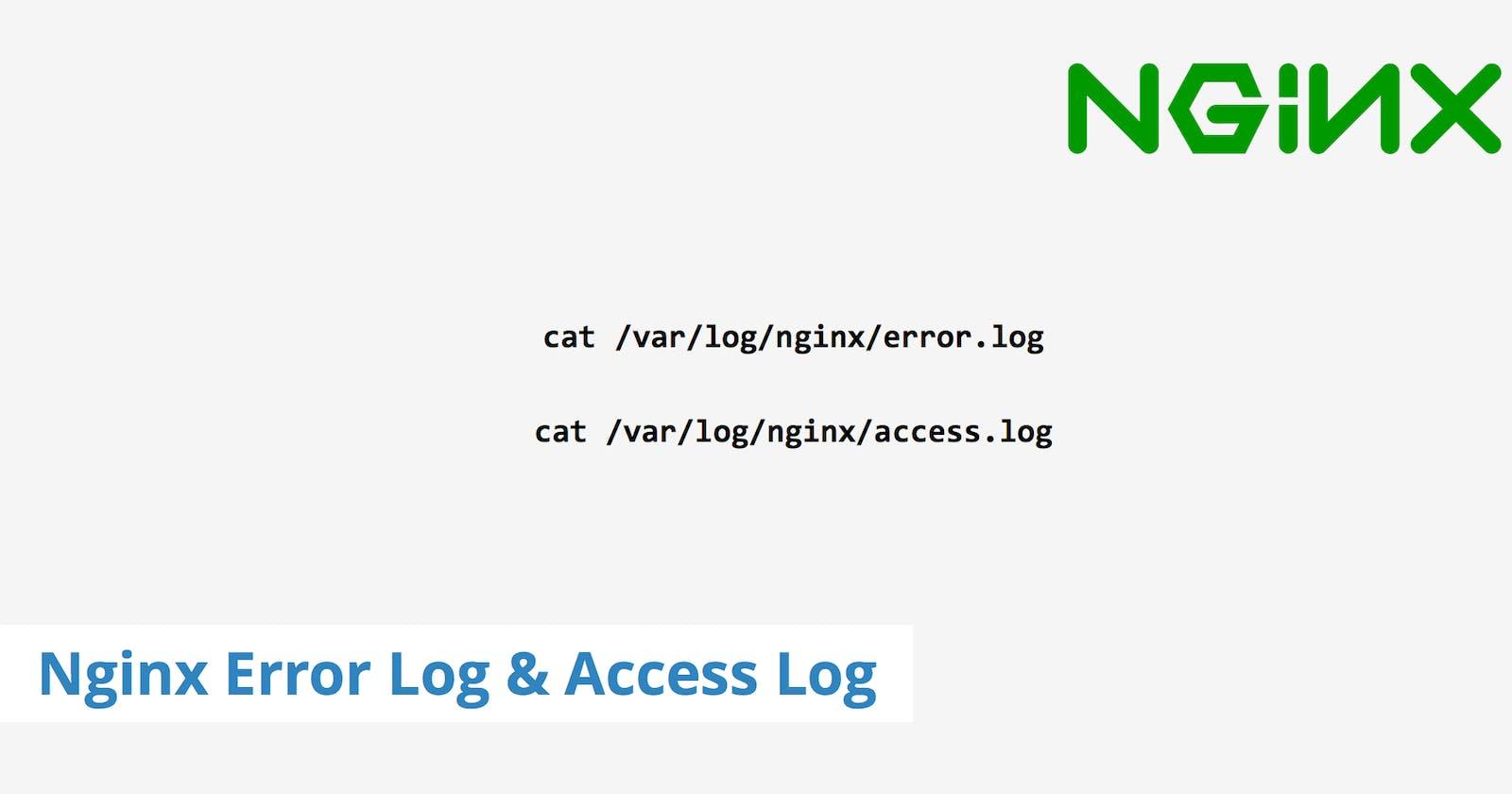 Mengubah Log pada Nginx Menjadi Mudah di Kelola