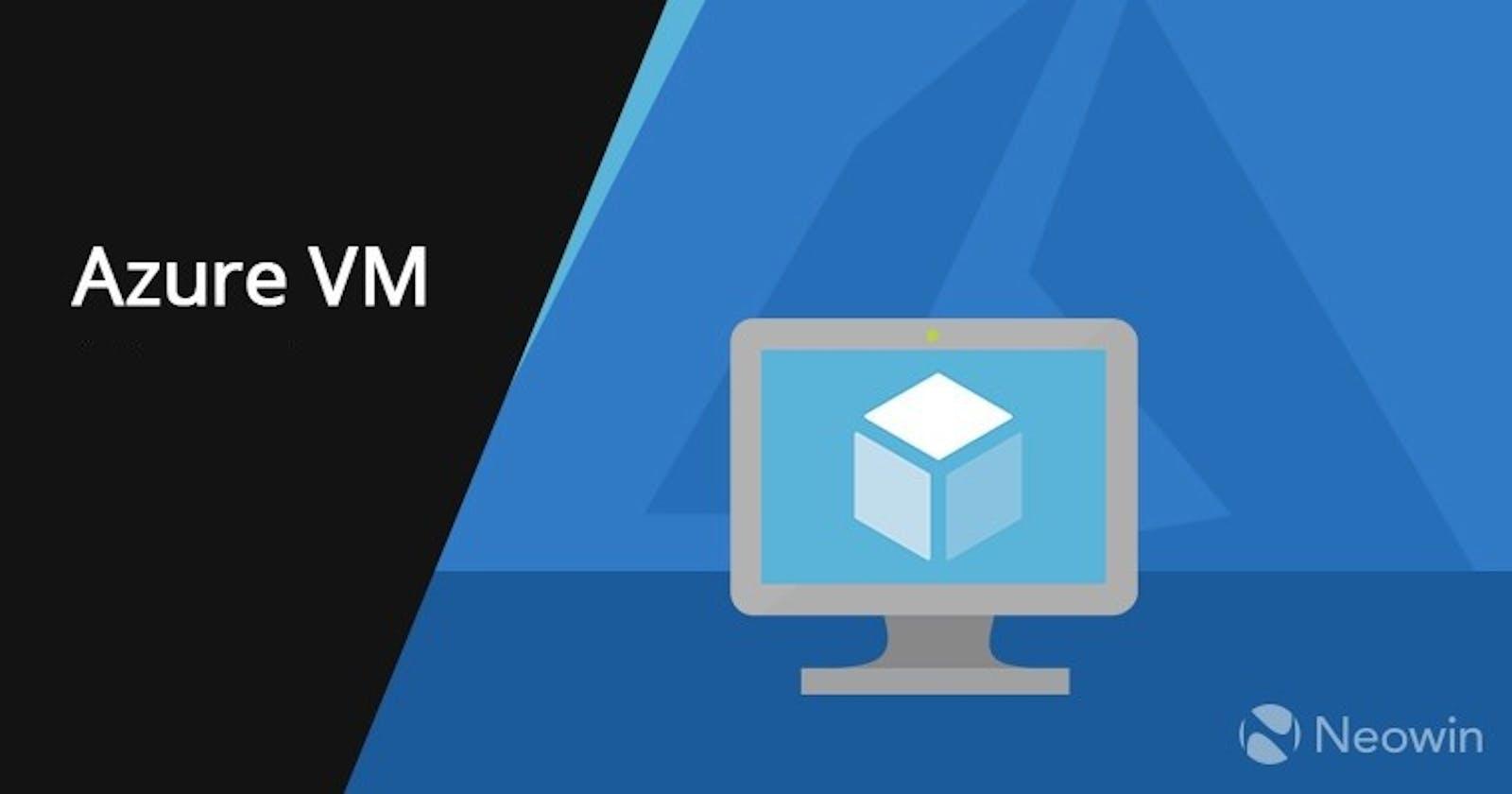 Create Windows Virtual Machine On Azure