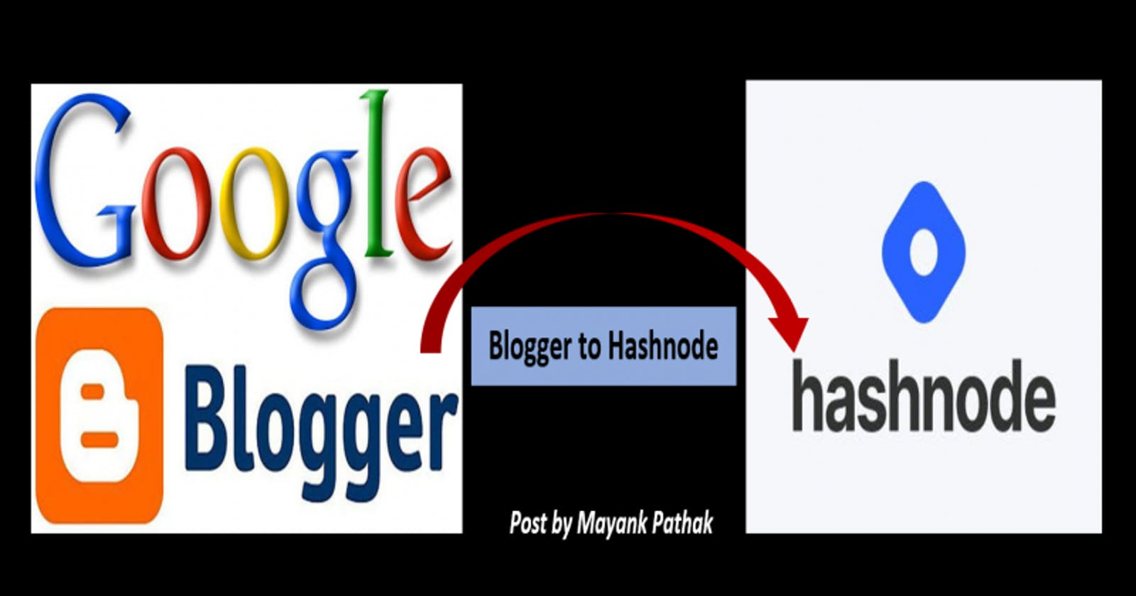 Import Articles from Blogger to Hashnode