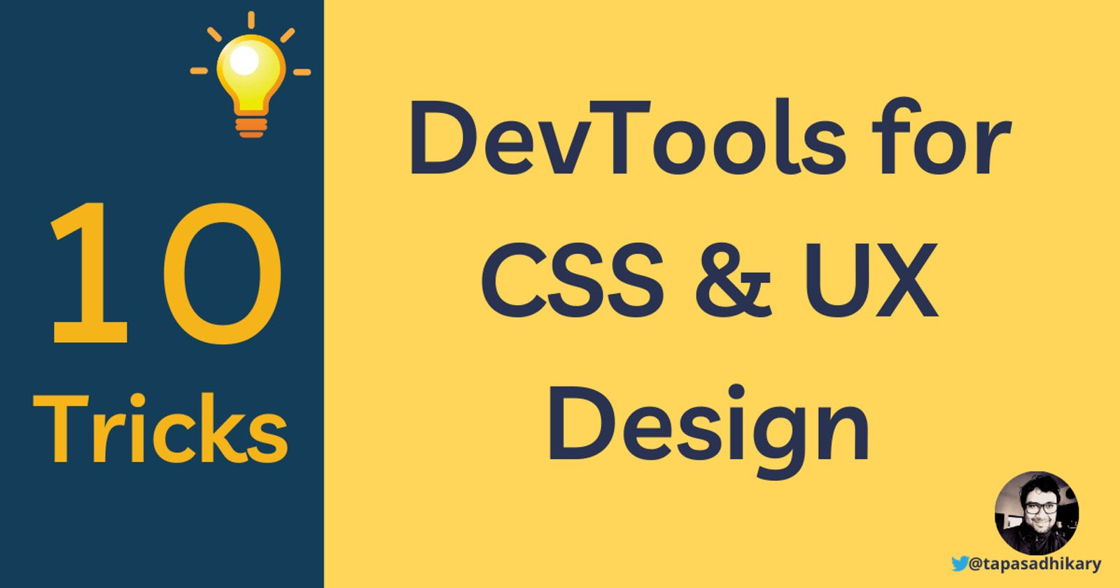 10 DevTools tricks to help you with CSS and UX design